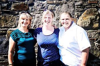 Team photo - Tasty Parlour, Co. Wexford