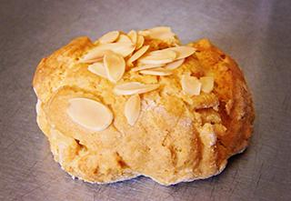 Pear and Almond Scone, Tasty Parlour, Co. Wexford