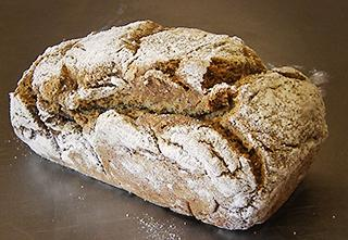 Tasty Parlour brown bread