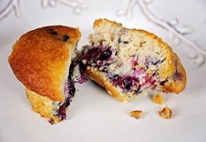 Gluten-free muffin, Tasty Parlour, Co. Wexford