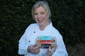 Profile photo of Mary O'Hanlon, owner of Tasty Parlour