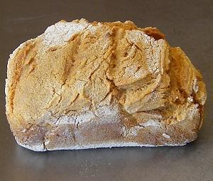 Gluten free white soda bread